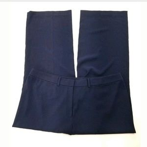 Tahari Blue Dress Pants